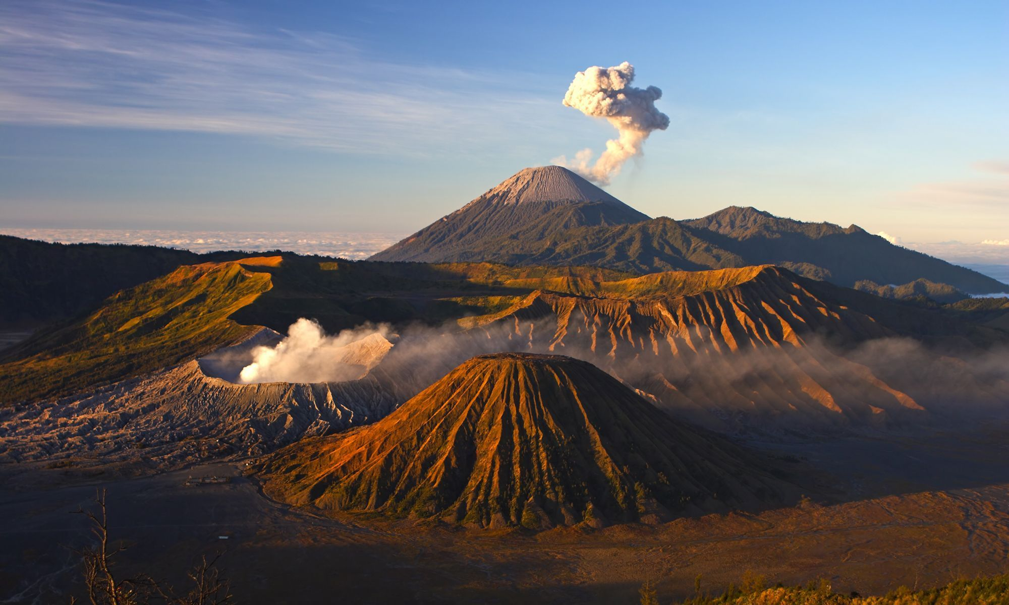 Bromo Tengger Semeru National Park, Java; image credit: NationalGeographic/Manamana